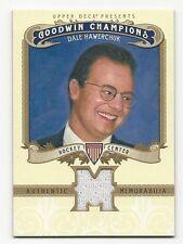 Dale Hawerchuk 2012 UD Goodwin Champions Memorabilia Card # M-DH.