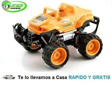 Coche Radiocontrol Kid Racer Impulsor Orange RTR Juguete Rc Ninco NT10018