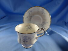 Vintage Paragon China  Footed  Cup and Saucer BRIDES CHOICE