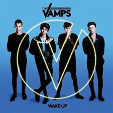 THE VAMPS Wake Up CD + Concert DVD NEW