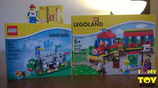 IN STOCK - LEGO 40166 40306 851332 EXCLUSIVE LEGOLAND® SETS (2016÷8) - MISB