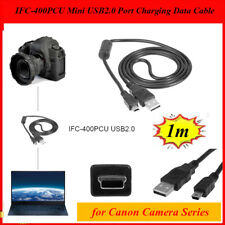 IFC-400PCU Mini USB2.0 Port Charging Data Cable 480Mbps for Canon Camera Series