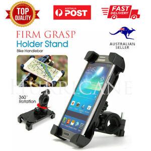MTB Motorcycle Bicycle Bike Handlebar Mount Holder Stand For Mobile Phone GPS HD