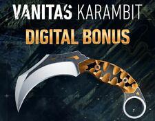 RARE VANITAS KARAMBIT DLC Tom Clancy's Ghost Recon Breakpoint INSTANT DELIVERY!