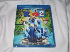 Rio 2 (2014) BLU-RAY+DVD NEW Blue Sky Studios Animation Kids Family Sealed