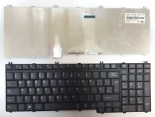 NEW Toshiba Satellite L500 l505D L500D L550D L555 UK Keyboard Black Pk130731a04
