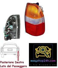 FARO FANALE POSTERIORE DX PER MITSUBISHI L200 E PICK UP 96 STOP LUCE FANALINO