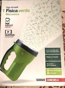 Libro Fisica.verde 2 amaldi ugo 9788808719447