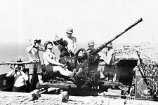 WW2 - Pièce de DCA allemande en Pays de Caux - Normandie 1944