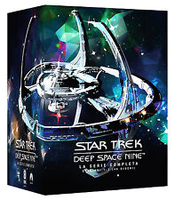 STAR TREK - DEEP SPACE NINE STAGIONI 01 - 07 (48 DVD) SERIE TV COMPLETA