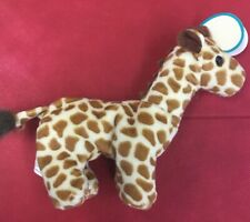 Stretch the Giraffe Full O' Beans 1997 Small Stuffed Animal Plush Avon Products