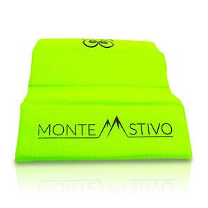 Monte Stivo Expedition   Sitzmatte Outdoor Wandern Sport Zelten Sitz Kissen