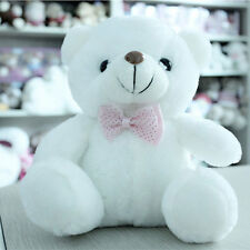Soft LED Colorful Glowing Teddy Bear Pillow Stuffed Creative Toy For Birthday