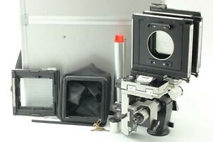 [MINT in Case] Sinar P 4x5 Large Format Film Camera Hood From JAPAN