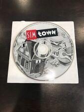 SimTown Sim Town 1995 Maxis Kids PC Game