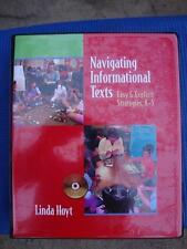 Navigating Informational Texts (DVD Set) : Easy and Explicit Strategies, K-5