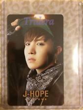 BTS No More Dream JHope Photo Card Bangtan Boys Top Loader Plastic Sleeve KPOP
