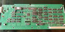 Sega Model 2 C CRX Communication Board 837-12781 Tested Working