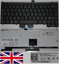 Clavier Qwerty UK DELL Latitude E4310 0N1F1P NSK-DS0BC NOIR BACKLIT