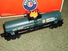 "LIONEL 6-36129 O O27 Gauge British Columbia Single-Dome Tank Car ""NEW"""