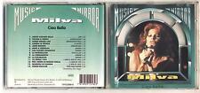 Cd MILVA Ciao bella OTTIMO Music mirror 1993