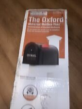 Oxford Mailbox Post Only Model Pp200Pwh