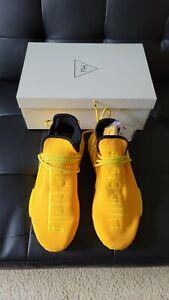Size 10.5 - adidas NMD Human Race x Pharrell Yellow