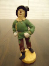 Vintage Wizard of Oz SCARECROW Figurine 1987 Turner 3 ½ Inches Tall