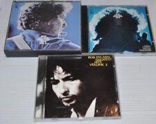 BOB DYLAN Greatest Hits vol.1,2,3 lot of 3 CD