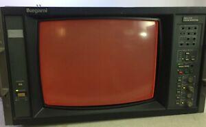 "Ikegami 14"" TM14-9RPZ Color Broadcast Display Monitor RGB"