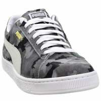 Puma Suede Classic Ambush Lace Up  Mens  Sneakers Shoes Casual   - Grey - Size 8