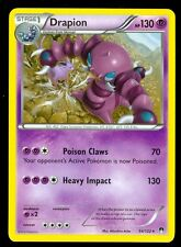 Pokemon DRAPION 54/122 - XY BREAKpoint - RARE - MINT