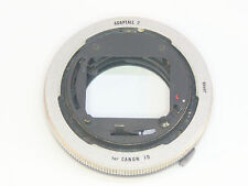 Tamron Adaptall-2 lens mount for Canon FD cameras