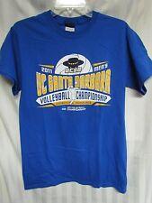 UC Santa Barbara 2001 Mens Volleyball Championship Gauchos SMALL t-shirt NWOT