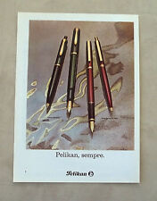 F038 - Advertising Pubblicità - 1984 - PELIKAN