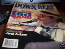 Down Beat Magazine 7/1995 Dr John goes Big Band