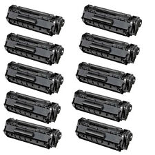 10 Toner Cartridge for HP CE285A Printer P1102 P1102w M1130 M1132mfp M1134