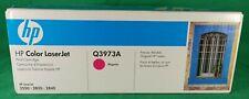 123A Q3973A Genuine Original Magenta Toner Cartridge 2550 2820 2840