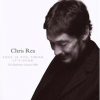 "CHRIS REA ""THE DEFINITIVE GREATEST HITS (JEWEL CASE)""  CD NEW!"