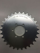 MOTORIZED BICYCLE 6 HOLES  29T ALUMINUM CNC SPROCKET