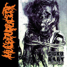 MUCUPURULENT cd Sicko Baby + demo + 7 ep goregrind Death metal Carcass Impetigo