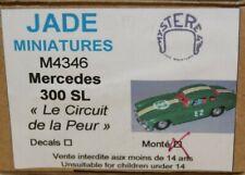 JADE MINIATURES - M4346 - VAILLANTE  - MERCEDES 300 SL   -  2002