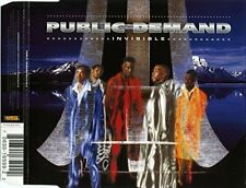 Public Demand Invisible  [Maxi-CD]