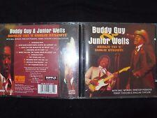 CD BUDDY GUY / JUNIOR WELLS / DRINKIN' TNT 'N' SMOKIN' DYNAMITE /