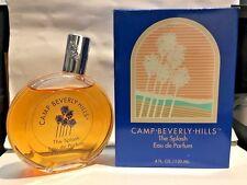 Camp Beverly Hills Women Perfume Eau De Parfum Splash 4.0 oz / 120 ml NIB as PiC