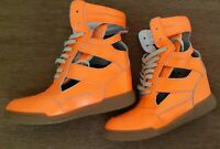 Marc By Marc Jacobs Sneakers Orange Neon MC1023 size 36 US 5,5