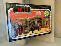 Star Wars Return of the Jedi 3.75 in Jabba's Palace Play Set New Vintage