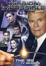 Mission: Impossible - The 89 TV Season New DVD