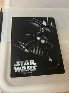Star Wars A New Hope Steelbook
