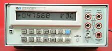Hp Agilent Keysight 3478a Digital Multimeter 2301a05895